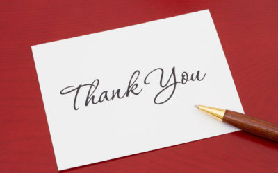 Why You Should Send Thank You Notes After Interviews